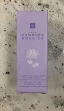 2000 Avon Candles Flower Of The Month Column November Chrysanthemum Collectible