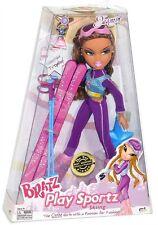 "Bratz Play Sportz Sports Yasmin Skiing 3rd Edition 10"" Fashion Doll!"