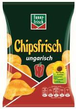(15,50EUR/1KG) FUNNY-FRISCH CHIPSFRISCH CHIPS UNGARISCH 30 BEUTEL a 30g