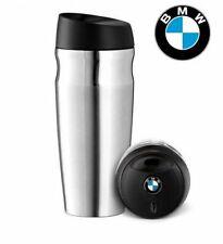 Genuine BMW Stainless Steel Thermo Travel Mug 450ml 80562211967