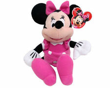 "Disney Minnie Mouse 10"" Plush Doll - Stuffed Toy Licensed Nwt pink"