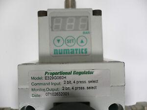 Numatics E329G080H Proportional Regulator (used)
