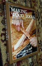 Making Wood Tools,John Wilson,AS NEW,HB,2011,First,Signed