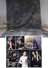 Telón de fondo de muselina moteado B5495 10x20ft 3X6M Photo Studio telones de fondo de muselina teñida