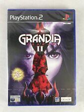PS2 Grandia 2 II (2002), UK Pal, Brand New & Factory Sealed, Read Description