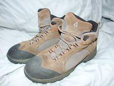 Vasque Mens Ranger Gtx Gore-Tex Waterproof Brown Hiking Suede Boots Sz 11.5