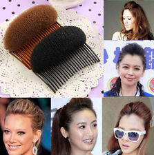 black design Hair Styling Clip Stick Bun Maker Braid Tool Hair Accessories one