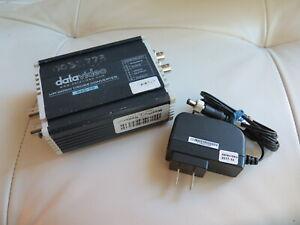Datavideo Dac-70 up Down Cross Converter