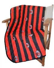 Plaid Cotone 130 x 160 cm Ac Milan accessori squadre calcio PS 10504