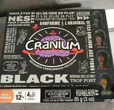 Cranium Black Jeu De Société Complet