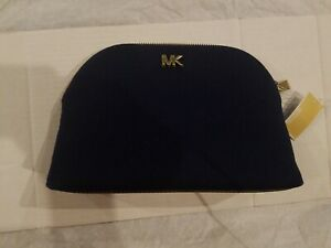 MICHAEL Michael Kors Large Travel Pouch (Admiral) Handbag NWT $78