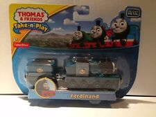 Ferdinand for the Thomas & Friends Die-Cast Take-n-Play Train Systems