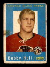 1959 Topps #47 Bobby Hull  F X1742813