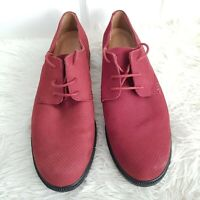 Hotter Cornwall Size UK 5.5 EUR 38.5 Suede Leather Lace Up Flat Comfort Shoe