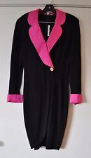 STUNNING St John by Marie Gray Black Evening Dress $1350