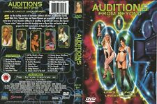 """""""Auditions from Beyond"""" *Rare* DVD"""