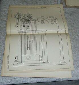SUBMARINE TELEGRAPHY TELEGRAPHIC RECEIVERS PATENT PIEDFORT CALAIS FRANCE 1895