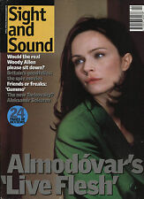 Sight and Sound: April 1998 - UK Magazine - Almodovar / Woody Allen / Sokurov