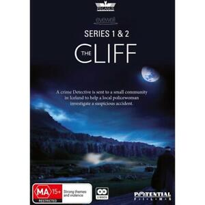 The Cliff - Series 1 & 2  (Dvd,2021)