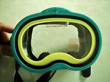INTEX SEA SCAN SWIMMING GOGGLES CHILD SIZE AGES 3-10