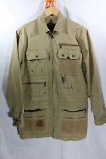 Lauren Ralph Lauren Safari Outfitters Fishing Jacket Mens S Convertible Mesh