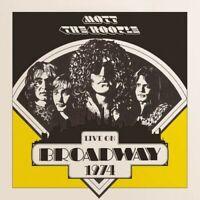 Mott the Hoople - Live On Broadway 1974 (140gm Gatefold Vinyl) [New Vinyl LP] Ga