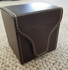 Audemars Piguet VIP Brown Leather WatchTravel Case Never Used GENUINE!