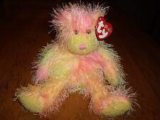 Eeuc Ty Punkies Rainbow The Bear with Tag