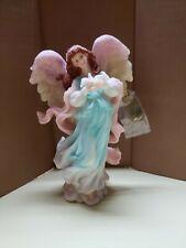 "Seraphim Classics by Roman 1997 Monica ""Under Love's Wing� Angel Item #78090"