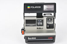 "Polaroid Sun 600 LMS Instant Film Camera - With Manual & ""Box"""