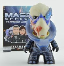 Mass Effect Titans Normandy Collection 3 Inch Vinyl Mini Figure - Garrus