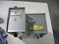 Vintage Electric Press-o Mounter 2x2 slides Photo slide mounter