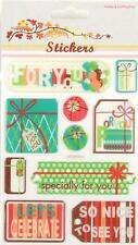 Epoxy Sticker Hobby Crafting Fun Gift Set 1 Geschenke present for you Tag 0545