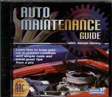 Coche Automático Mantenimiento Guía con James hooey , PC& Mac