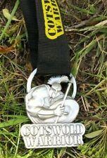 Cotswold Warrior Virtual Run Race Medal