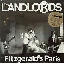 LANDLORDS LP FITZGERALDS PARIS DICKS BLACK FLAG HAPPY FLOWERS GERMS BAGS STAINS