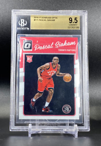 Pascal Siakam 2016-17 Optic #171 | ROOKIE CARD | BGS graded | Volume discount