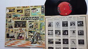 ART VAN DAMME QUINTET - Art of Van Damme 1956 MONO Jazz Easy Listening 6-eye LP