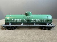 VTG Mantua HO Single Dome Tank Car Cities Service SCOX 2549 Diecast Frame RR