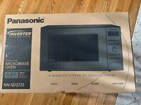Panasonic Inverter microwave oven stainless steel[nn-sd372s]