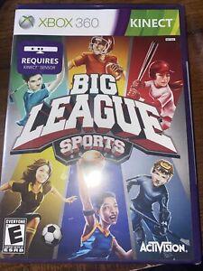 Big League Sports (Microsoft Xbox 360, 2011)