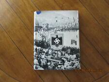 New listing German Tobacco Card Set In Album (Volume 1) 1936 Olympics
