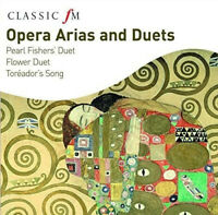 Various (Delibes, Piccini, etc) Opera Arias and Duets Classic FM CD Album