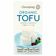 Clearspring bio japonais Silken & Smooth tofu 300 g