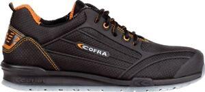 Cofra Sicherheitsschuhe CREGAN S3 SRC Arbeitsschuh modern leicht im Sneakerlook