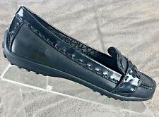 Etienne Aigner Sister Women's Black Loafer Oxford Shoe Size 7.5 M  UK 7 92228-6