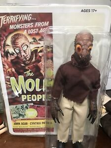 """The Mole People -Hand Made 8"""" Art Action Figure -BrentzDolz- Limited Edition"""