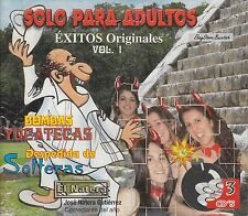 BOMBA YUCATECAS DESPEDIDA DE SOLTERAS EL NATERA SOLO PARA ADULTOS 3CD BoxSET