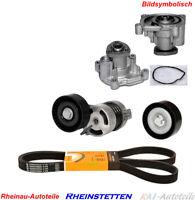 CONTINENTAL 6PK1733 Keilrippenriemen+Satz+Wasserpumpe für AUDI VW SEAT SKODA