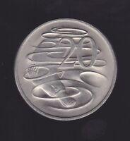 1981  Australia 20 Cent Coin  I-869